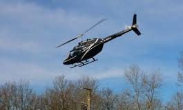 hélicoptère Enedis
