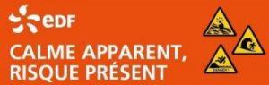 Calme apparent